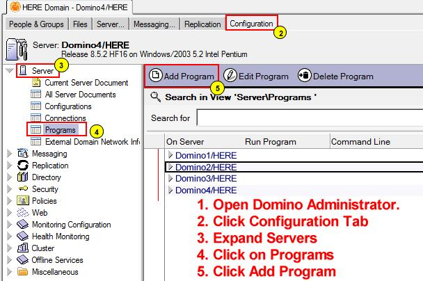 Real World Computing: Scheduling Maintenance Tasks on the