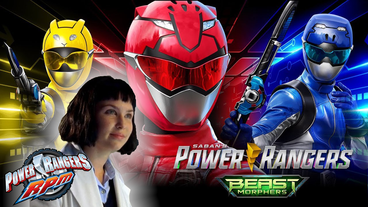 NickALive!: Power Rangers Beast Morphers May Be Crossing