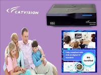 This set top box Tubicast function is very user friendly. By using a Tubicast app we can watch our mobile phone video to the Television set.