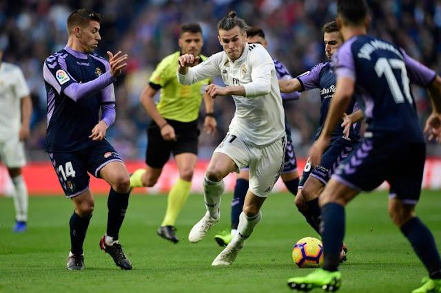 مشاهدة مباراة ريال مدريد وبلد الوليد بث مباشر