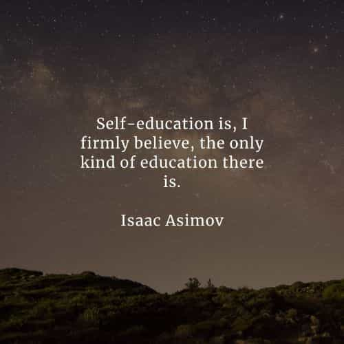 Inspirational education quotes that'll motivate you