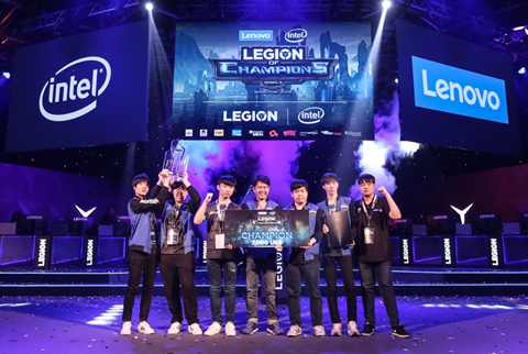 Lenovo and Intel's Legion of Champions III 2019 ended with a bang as TeamAwe Star from Korea finished at the top of the podium