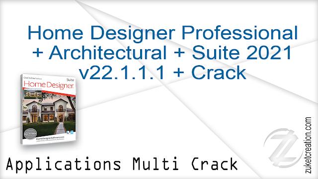 Home Designer Professional 2020 V21 2 0 48 Crack 232 Mb Application Full Version