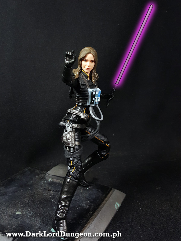 Star Wars Black Series Jaina Solo Action Figure Review