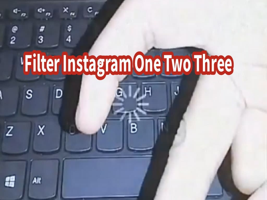 filter ig one two three