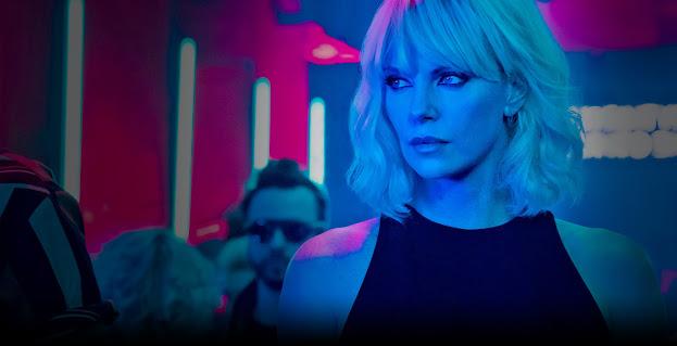 """Charlize Theron y una secuela de """"Atomic Blonde"""" en NETFLIX"""