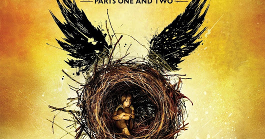 Review: Harry Potter and the Cursed Child by J.K. Rowling, John Tiffany, and Jack Thorne