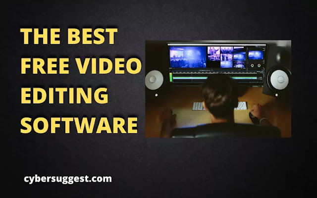 THE BEST FREE VIDEO EDITING SOFTWARE IN 2021