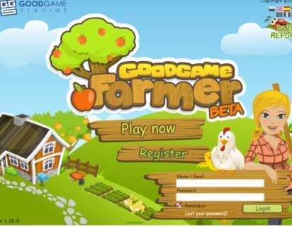 Good Game Farmer