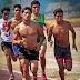 Triatletas por clasificación a Olimpiada  y Nacional Juvenil 2017