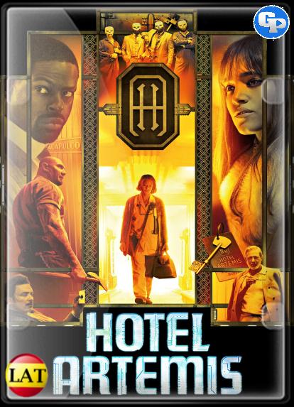 Hotel De Criminales (2018) LATINO