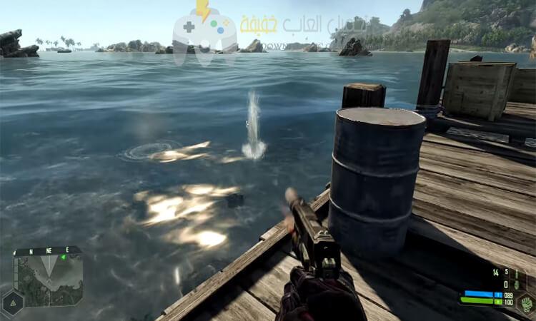 تحميل لعبة Crysis 1 للكمبيوتر