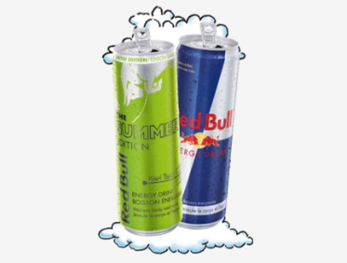 Red Bull Free Sample Kiwi Twist Summer Edition