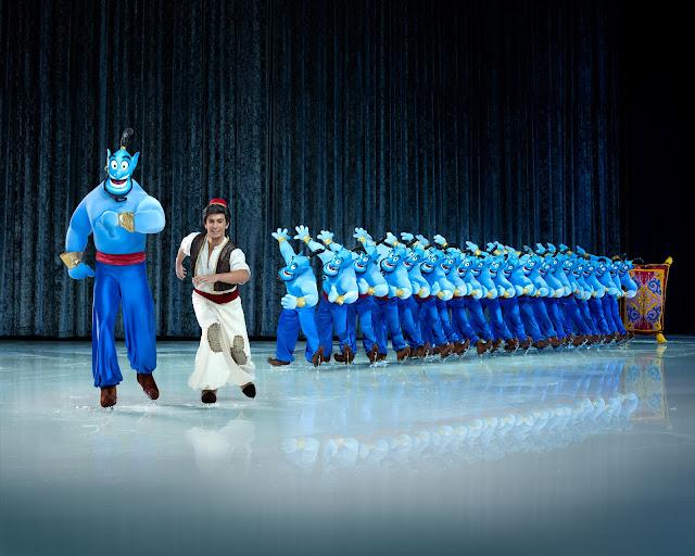 Disney on Ice - 100 Years of Magic 2019 - Aladdin
