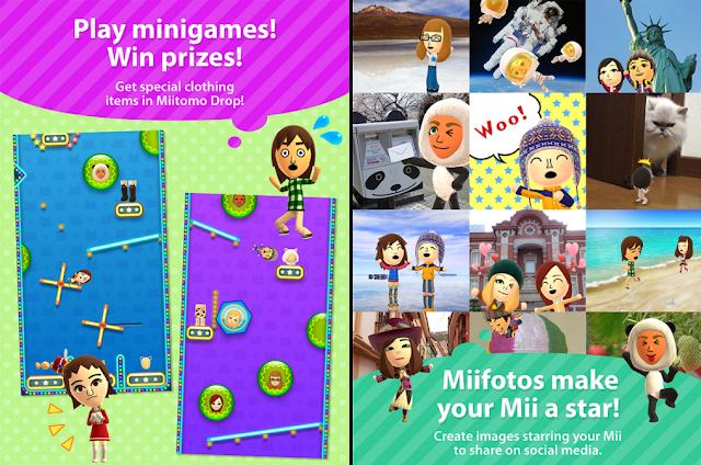 Miitomo App