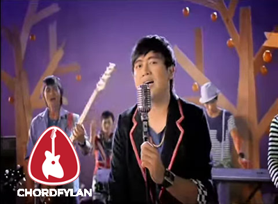 Lirik dan chord Cinta Monyet - Goliath