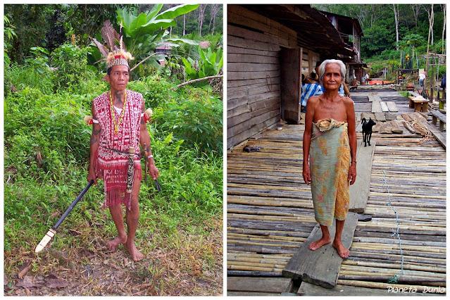 Tribu Iban