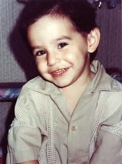 Childhood picture of David Archuleta