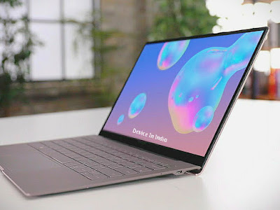 Samsung Galaxy Book S, Samsung Galaxy Book S price in India and Samsung Galaxy Book S release date in India.