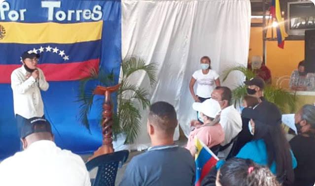 ROBERT ADÁM PRESENTÓ PRECANDIDATURA A LA ALCALDÍA DE TORRES