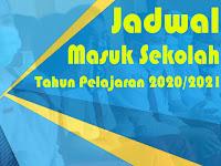 Jadwal Masuk Sekolah Tahun Pelajaran 2020/2021 Menurut Mendikbud