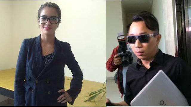 Sheila Marcia dan Kiki Mirano Saling Minta Maaf