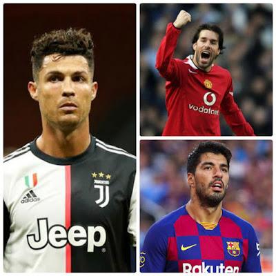 Ronaldo thăng hoa: Săn kỷ lục ghi bàn vượt huyền thoại MU và Luis Suarez 2