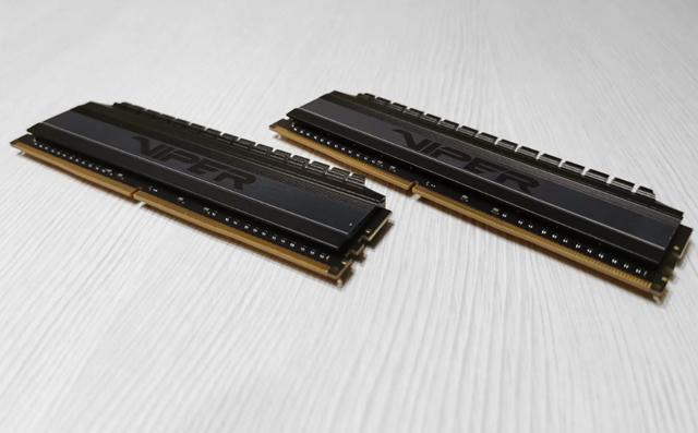 DDR4 16GB 2x8GB 3000MHz Patriot Viper 4