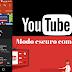 Como Ativar Modo Escuro no youtube do Android