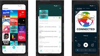 10 Aplikasi Podcast Terbaik Untuk Android