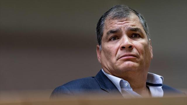 Tribunal español investiga espionaje a Correa en caso Assange