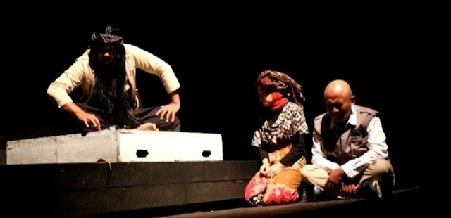 Simulasi Pertunjukan Seni Teater pada Masa Pandemi Covid-19