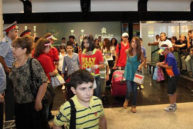 Armenia ayuda a los refugiados sirios a integrarse