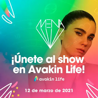 """""""Dos"""" el nuevo sencillo de Javiera Mena se estrenará en el video juego """"Avakin Life"""""""