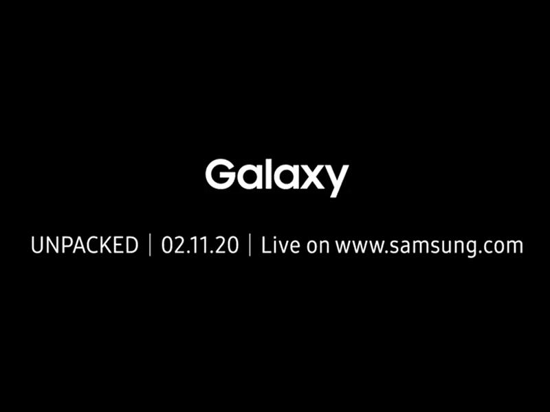 Live on www.samsung.com