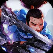 Game Legacy of Ninja - Warrior Revenge Fighting Game MOD APK