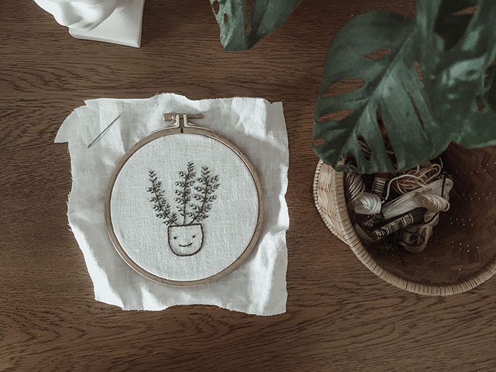 käsityö, tekstiilityö, sisustus