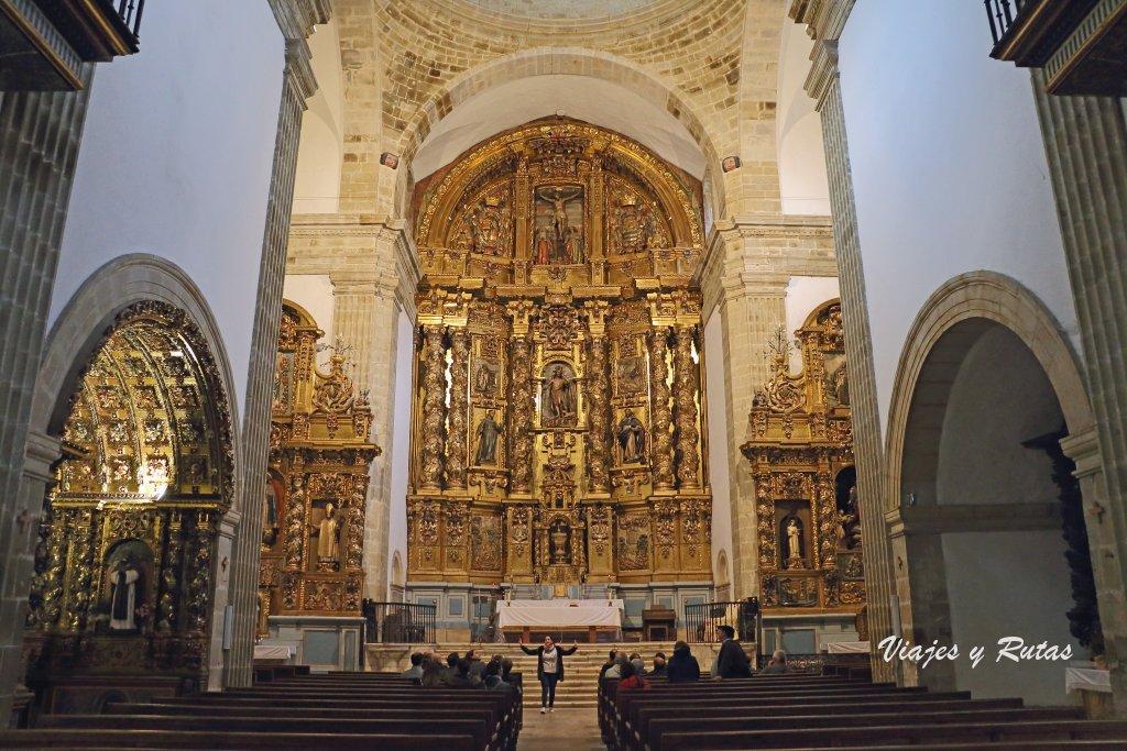 Iglesia del Monasterio de Corias, Cangas del Narcea