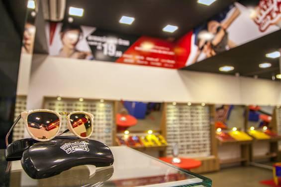 Mercadão dos Óculos inaugura 80 lojas e fatura R$ 120 milhões em 2018