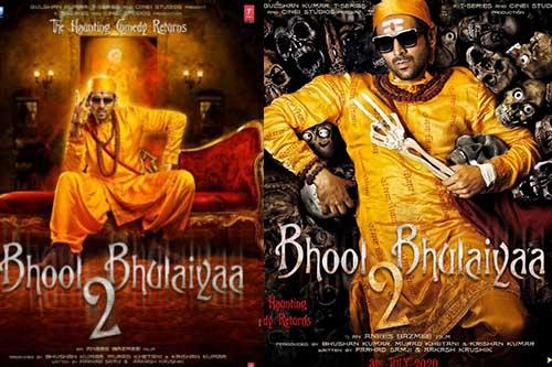 bhool bhulaiya 2 movie poster