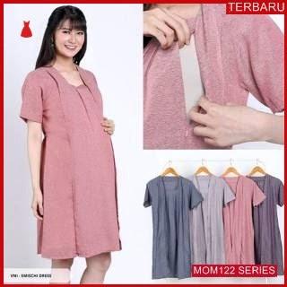 MOM122D14 Dress Hamil Menyusui Modis Berliana Dresshamil Ibu Hamil