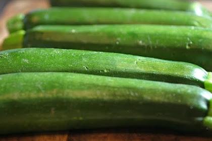 Manfaat Timun Jepang (Zucchini) Untuk Kesehatan Tubuh