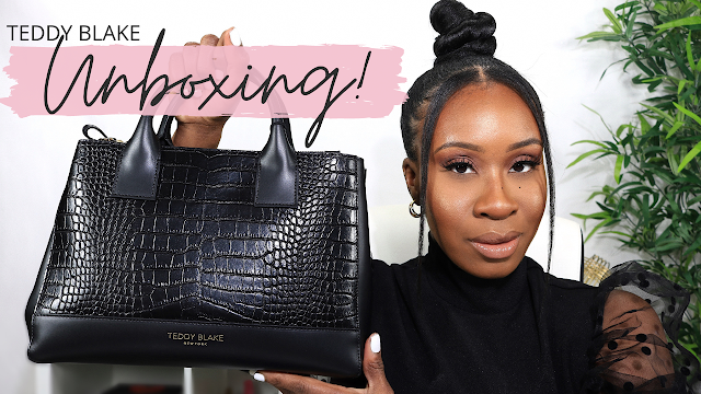 Teddy Blake Luxury Handbag Unboxing|Bella Duo|www.HairliciousInc.com