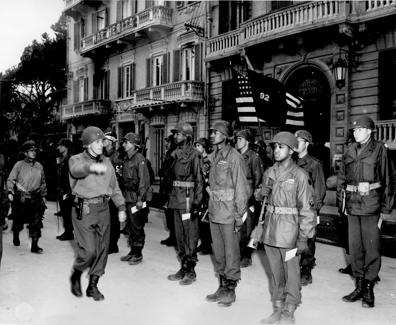 Black Americans - 1945