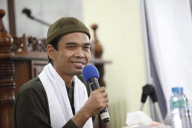 Akun Katolik: Umat Kristen Akui Ustaz Abdul Somad Itu Cerdas