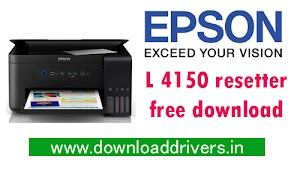 Download Epson L4150 resetter tool - Epson adjustment program
