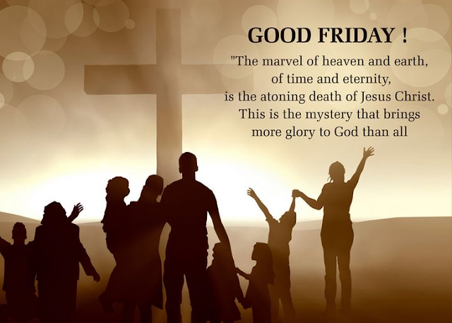 Good Friday 2018 Greetings Quotes Images Wishes