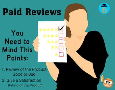 Paid Reviews