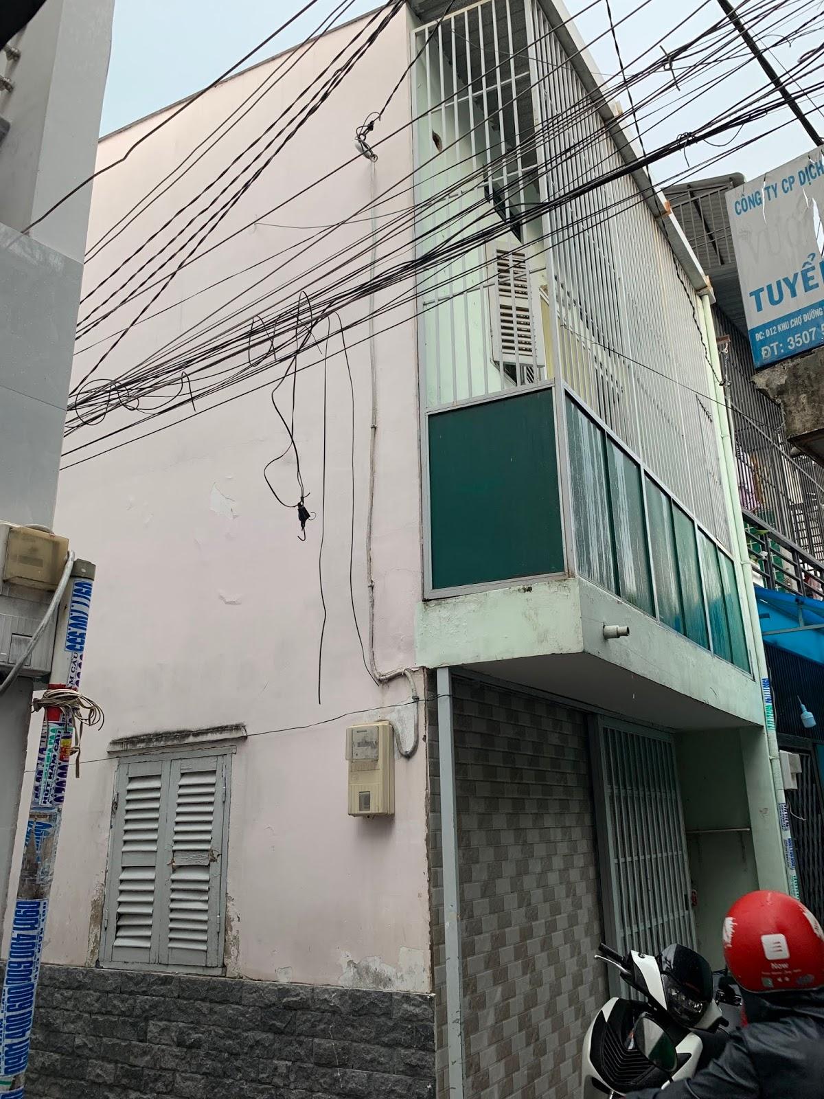 Bán nhà quận Tân Phú dưới 2 tỷ năm 2019 ngay chợ vải Phú Thọ Hòa