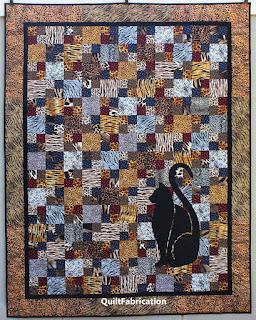 cat quilt-lap quilt-beginner quilt pattern-easy quilt pattern